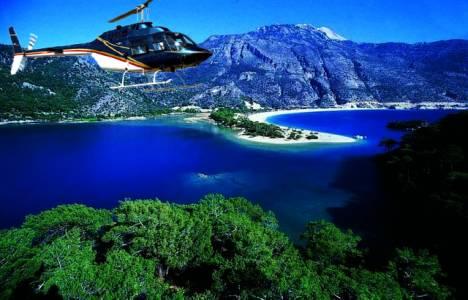 Whitehaven Grup'un helikopter turları başladı!