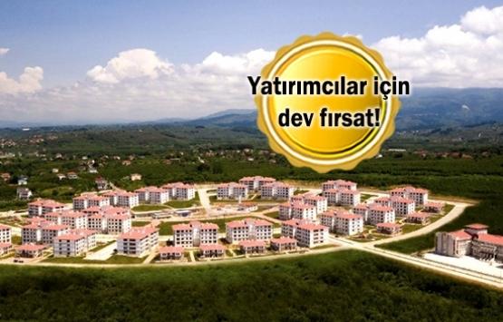 TOKİ 130 iş yeri ve 91 konutu satıyor!