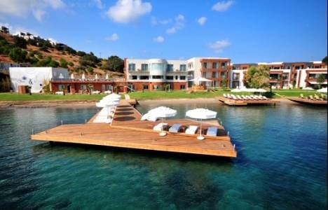X Beach Restaurant, Bodrum, Turquía