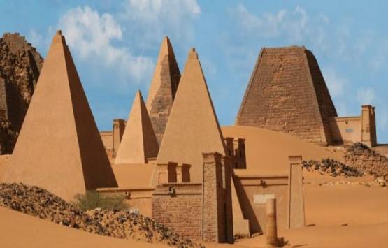 Türkiye'ye Sudan'daki imar