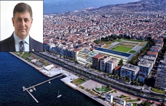 Karşıyaka'da stat krizi! Belediye Başkanı Cemil Tugay'dan tepkilere yanıt!