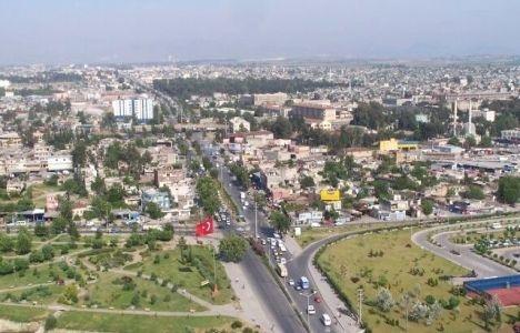 Adana'daki kentsel dönüşüm