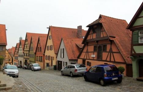 Almanya'da büyük şehirlerde