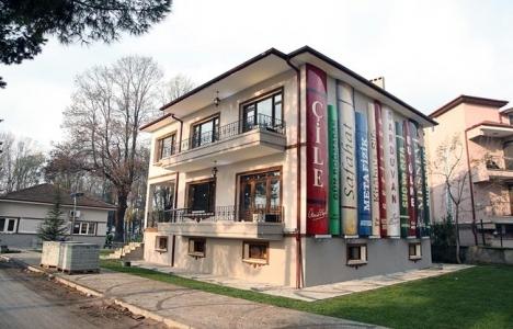 Sakarya Faik Baysal Kütüphanesi yenileme çalışmaları tamamlanıyor!
