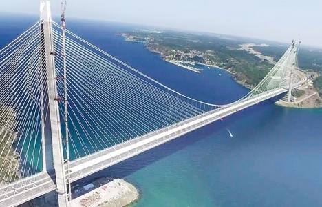 3. Köprü denize