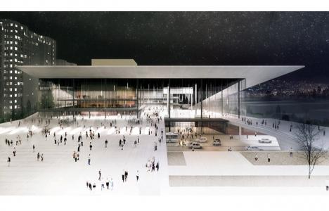 İzmir Opera Binası