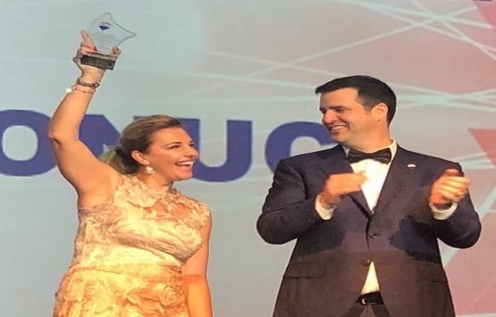 Evrim Kırmızıtaş'a Antalya'da 2 ödül birden!