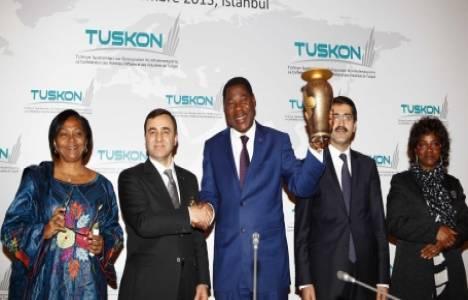 Benin Cumhurbaşkanı Türkiye'yi yatırıma davet etti!