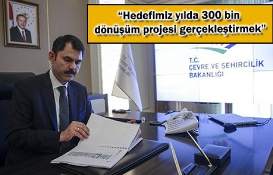 Türkiye'de deprem riski taşıyan bina kalmayacak!