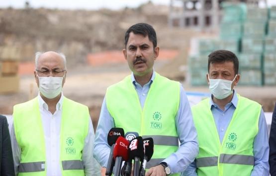 İzmir'e 2 milyar 200 milyon TL'lik kentsel dönüşüm yatırımı!