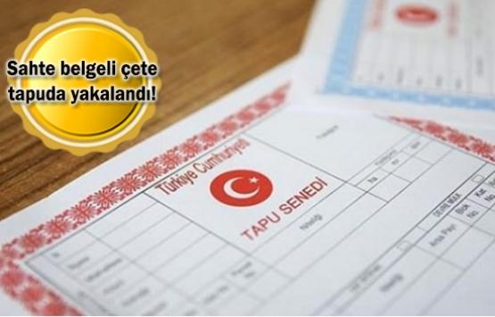 Ankara'da 16 milyon TL'lik gayrimenkul vurgunu!