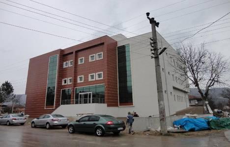 Düzce Gölyaka Devlet Hastanesi açıldı!