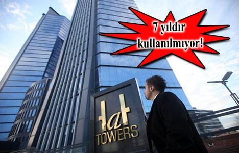 Tat Towers'ın satışı