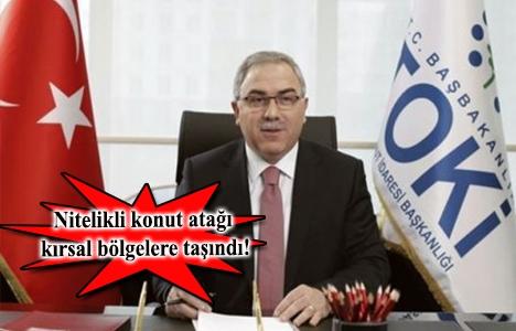 TOKİ Tarımköy Projesi'yle