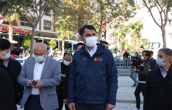 İzmir'de 109 bin 921 binada hasar tespit çalışması yapıldı!