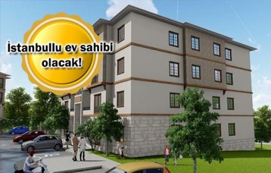 TOKİ'den İstanbul'a 465 yeni konut müjdesi!