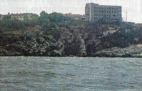 2001 yılında Yassıada