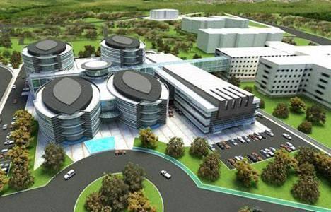 TOKİ, Kastamonu'ya yeni hastane yapıyor!