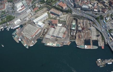 Haliçport'un imar planı