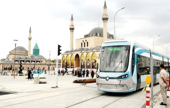 Konya'ya 1 milyon euroluk metro yatırımı!