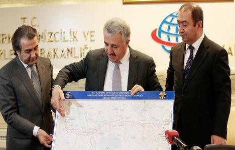 Ankara Niğde Otoyolu ihalesi 14 Nisan'da yapılacak!
