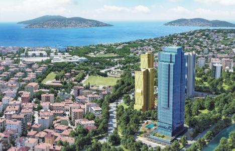 DAP Yapı'dan 200 milyon TL yatırımla Adam Kule!