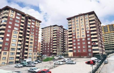 Ankara Yenimahalle kentsel dönüşüm projesinde çalışmalar tamamlandı!
