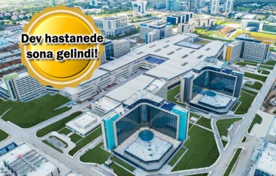 Bilkent Şehir Hastanesi gelecek ay açılacak!