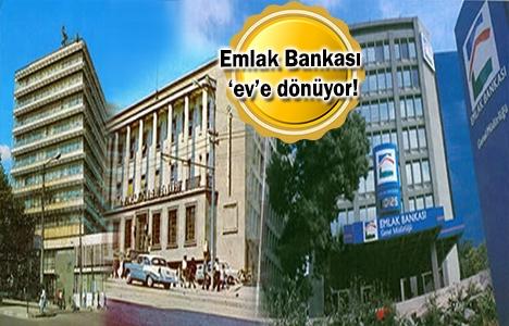 Emlak Bankası'nın hedefi