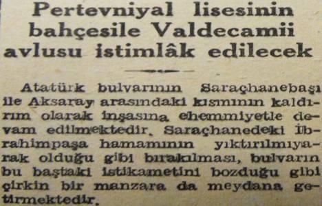 1944 yılında Pertevniyal