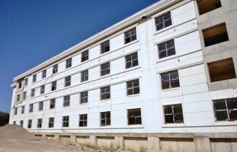 Kütahya'da 500 öğrencilik yurt inşaatı yeniden başladı!