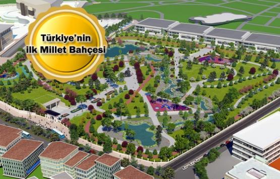 Zeytinburnu Millet Bahçesi işte böyle olacak!