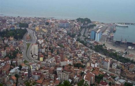 Trabzon'da icradan 7.3
