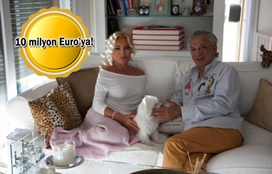 Gulu Lalvani ve Semiras Pekkan oğullarına Londra'dan ev aldı!
