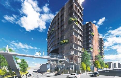 Altunbüken Holding Çemberlitaş'ta otel yapıyor!