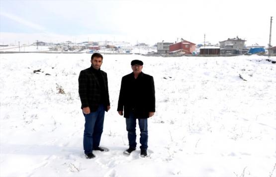 Ardahan'da cami yapımı için arsa bağışlandı!