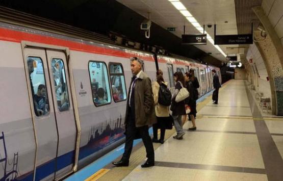 Mecidiyeköy-Mahmutbey metrosu yıl sonu açılacak!