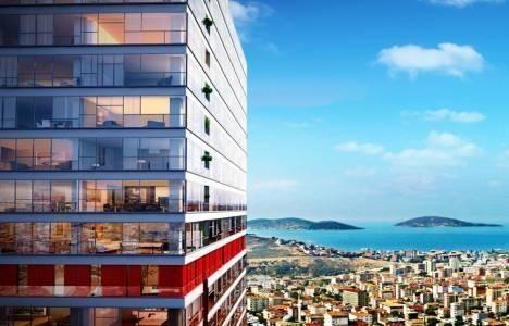 Ritim İstanbul Dumankaya satılık daire!