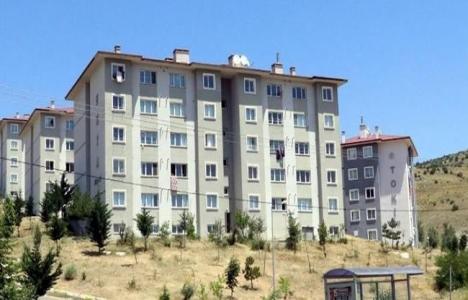 Yozgat'ta 200 TOKİ