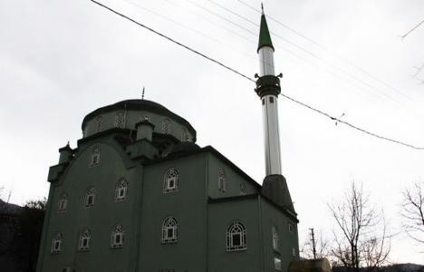 Kocaeli Orta Mahalle Camii'ne çelik minare inşa edildi!