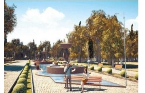 Eskişehir Millet Bahçesi'nin
