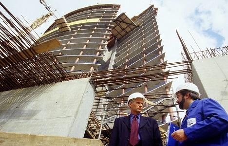 Türk Barter'dan inşaat
