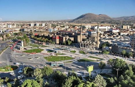 Milli Emlak'tan Kayseri'de