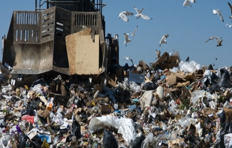 Çöpten 2,5 milyar