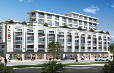 Japon Evler Haliç'te fiyatlar 165 bin TL'den başlangıç gösteriyor!