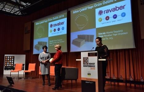 24. Altın Çekül Yapı Ürün Ödülü ve Fikir Ödülü açıklandı!
