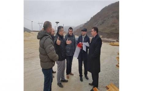 Bozüyük'te spor tesislerinin inşaatı sürüyor!