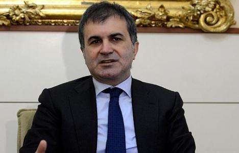 Ömer Çelik: Türkiye'nin