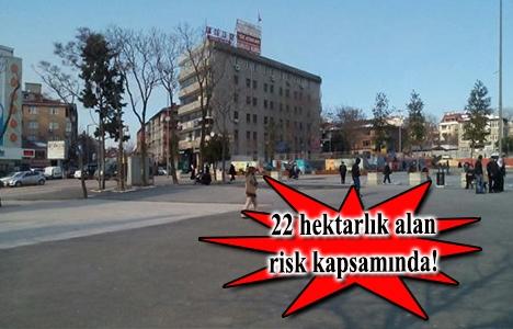 Bağcılar'daki kentsel dönüşüme durdurma kararı!