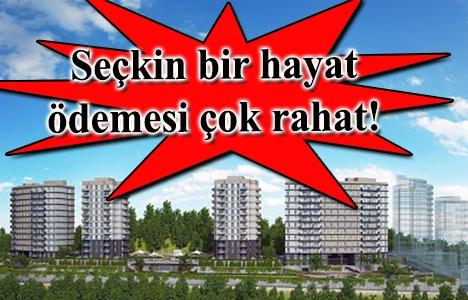 Sky Bahçeşehir'de 380